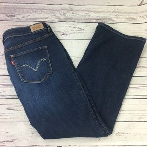 Levi's Perfectly Shaping 512 Boot Cut Jeans